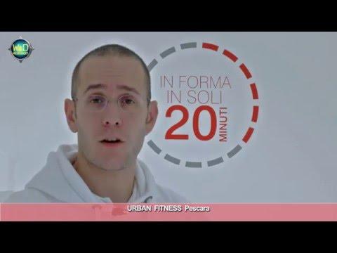 URBAN FITNESS | La palestra del futuro | Pescara