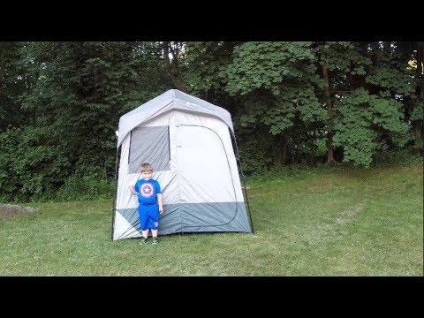 Ozark Trail  Room Instant Shower Utility Shelter
