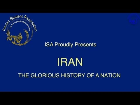 Iran: The Glorious History of a Nation