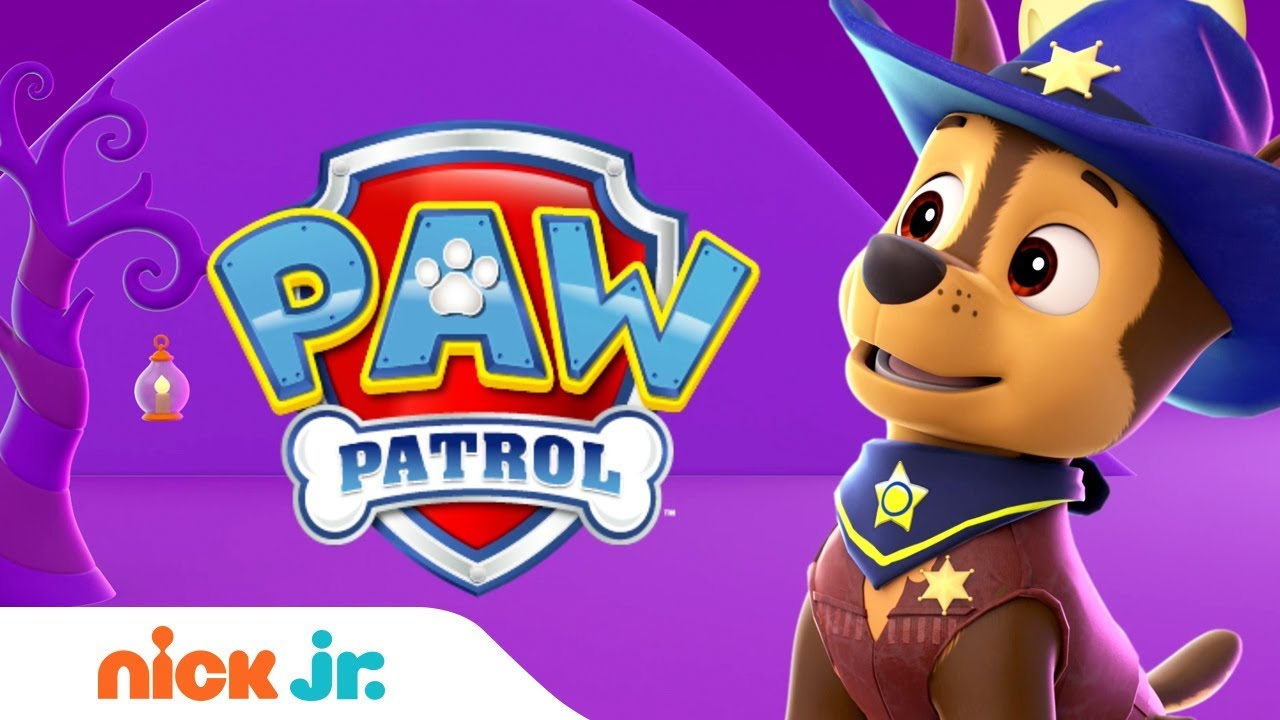 PAW Patrol Halloween Special Trailer 🎃 NEW Episode Premiering this October  | Nick Jr