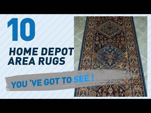 Home Depot Area Rugs // Top 10 Best Sellers