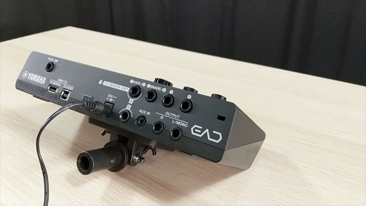Review: Yamaha EAD10 : Ask Audio