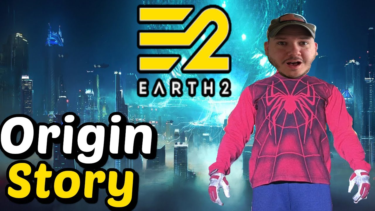 Earth 2 - The $800,000 Virtual Land Owner's Humble Beginnings