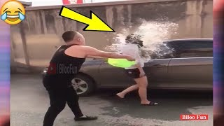 Funny vines try not to laugh - Chinese funny clips - Biloo Fun  2018  HD   P20