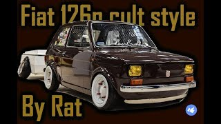 Fiat 126p Cult Style By Rat