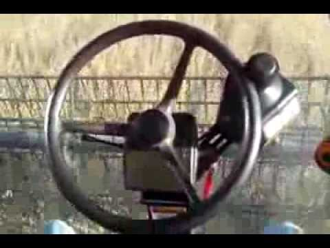 Ez guide 500 ez steer auto steering case ih 2388 combine youtube sciox Images