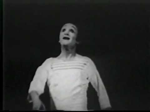 Marcel Marceau  Youth, Maturity, Old Age and Death 1965