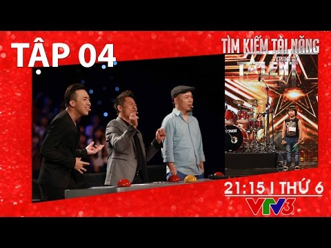 [FULL HD] Vietnam's Got Talent 2016 - TẬP 04 (22/01/2016) from YouTube · Duration:  1 hour 24 minutes 54 seconds