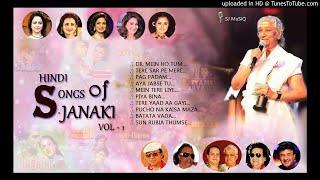 Hindi Songs of S Janaki - Vol 1   SJ MuSiQ