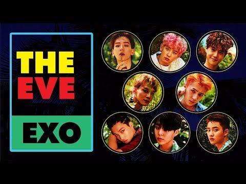 EXO - The Eve (전야 前夜) (Korean Version) [Lyric Video]