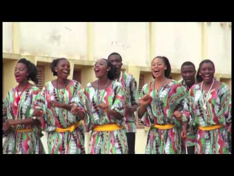 Tchiepo - The Glorious Voices (the University of Yaounde I Choir)