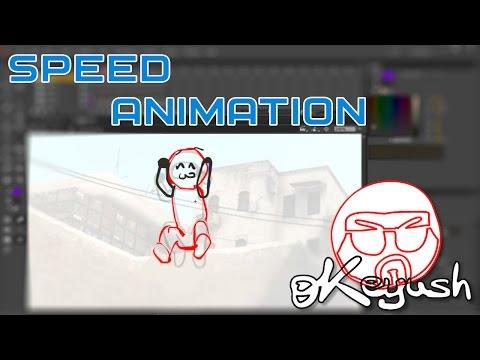 CS:GO Cartoon. Speed Animation 1
