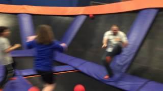 sky zone trampoline park lakewood nj ultimate dodgeball gone wrong