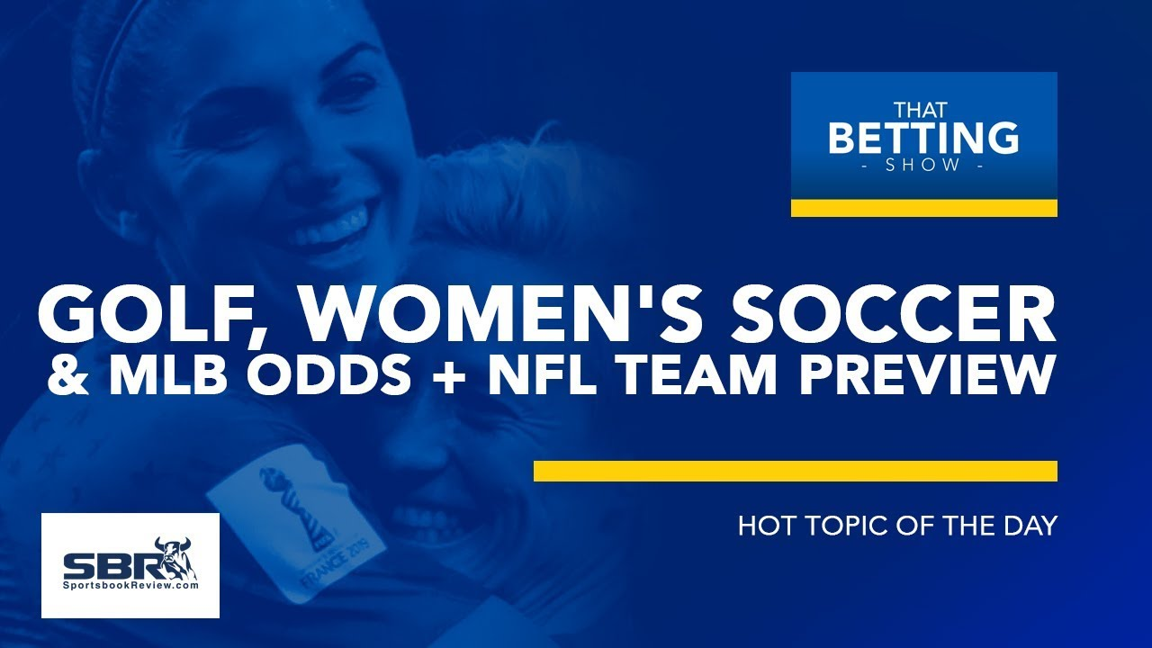 Women's World Cup odds, predictions 2019: Betting lines, expert picks for USA vs. Sweden
