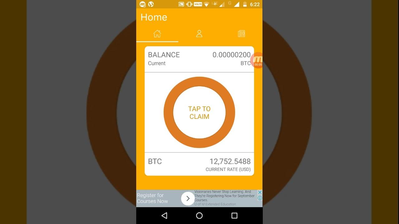 bitcoin maker app