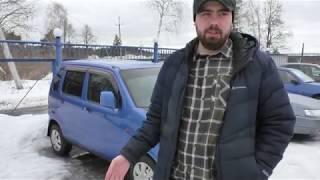 Real Test Drive.  Выпуск №183 - Suzuki Wagon R II