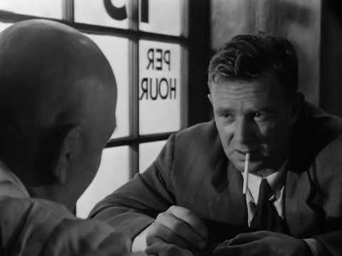 """The Killing"" Chess Club Scene (Stanley Kubrick, 1956)"