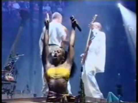 Phill Collins - Easy Lover Live