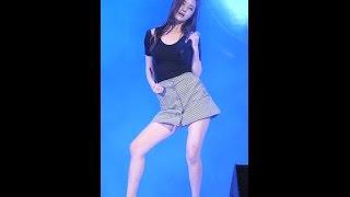 160813 달샤벳(Dalshabet) 화성행궁광장 청소년K-POP댄스경연대회 직캠(Fancam)_너 같은(…