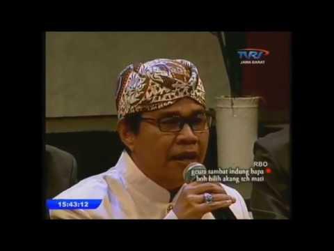 Ceurik Rahwana & Rahwana Gandrung: Tembang Sunda Cianjuran