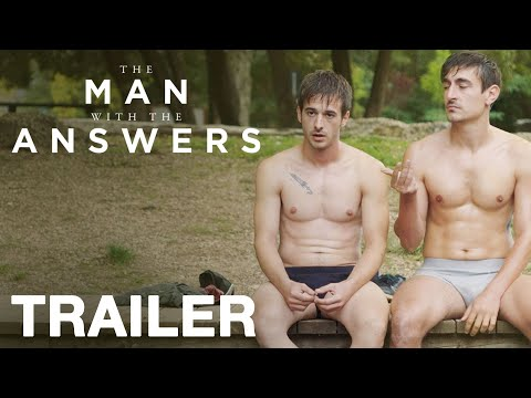THE MAN WITH THE ANSWERS - Trailer - Peccadillo Pictures