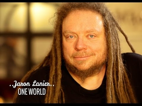 ONE WORLD: Jaron Lanier & Deepak Chopra