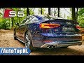 2019 Audi S5 Sportback 3.0 TFSI | PURE Exhaust SOUND & Onboard by AutoTopNL