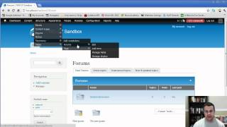 [9.07 MB] How to Set Up Drupal 7 Forums with the Advanced Forum Module