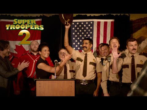 Super Troopers 2 | Look for it on Digital, Blu-ray & DVD | FOX Searchlight