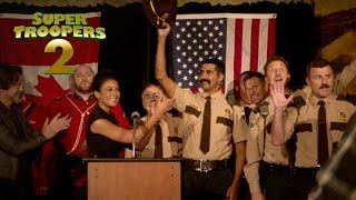 SUPER TROOPERS 2   Look for it on Digital, Blu-ray & DVD   FOX Searchlight