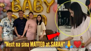 BABY DATO GENDER REVEAL! NEXT NA DIUMANO SINA MATTEO AT SARAH!