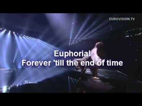 Loreen - Euphoria [Karaoke/Instrumental]