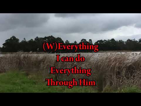 I Can Through Him - vocal