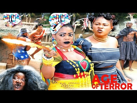 Age Of Terror Season 4  - 2017 Latest Nigerian Nollywood Mov