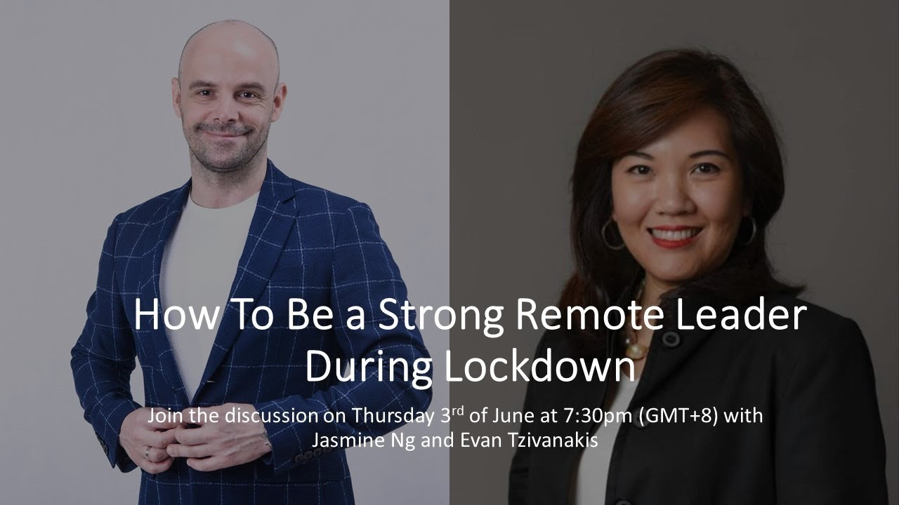 How To Be a Strong Remote Leader During Lockdown