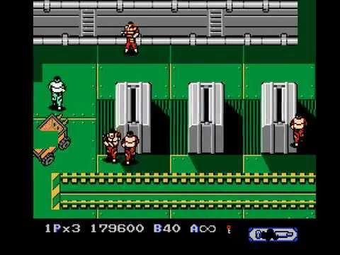 NES Longplay [393] Heavy Barrel
