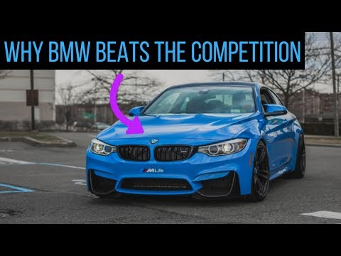 Here Is The One Reason Why BMW Is A Superior Auto Company