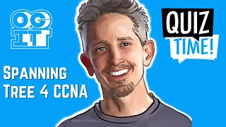 Edited Recording Spanning Tree Protocol (STP) Quiz | Cisco CCNA 200-301