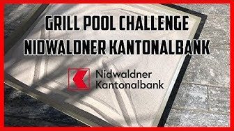 Grill Pool Challenge der Nidwaldner Kantonalbank