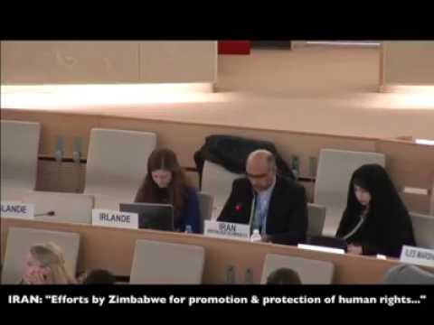North Korea praises Mugabe Human Rights record