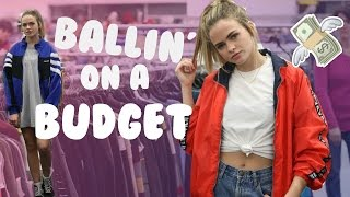 How to Look Cute for Cheap//Thrifting with Summer(+ANNOUNCEMENT) | Summer Mckeen