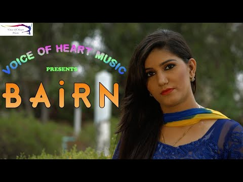 ✓ Most Popular Haryanvi Song BAIRN Audio 2016 | Sapna Chaudhary | Vickky Kajla, Sapna Chaudhary