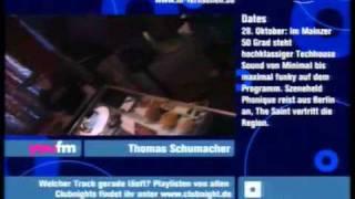 Thomas Schumacher - Clubnight (Alemania) 21.10.2006 GaliciaClubbing.com