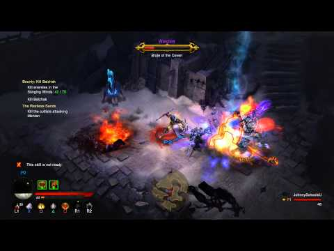 Diablo III Ultimate Evil Edition - Adventure Mode Expert Onl