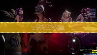 K/DA - POP/STARS (ft. Madison Beer, (G)I-DLE, Jaira Burns) [handsome's Master] | HDHR PASS