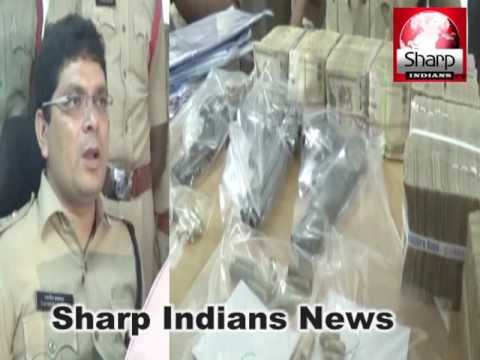 38.5 lakh RS 3 pistols & 22 live rounds Seized after Raiding a Nayeem  house In Vanasthalipuram