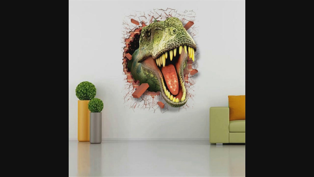 Top 10 3D Wall Stickers! HD