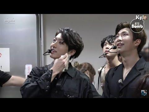 [Озвучка by Kyle]  Мемберы обсуждают порванную рубашку Чонгука