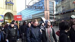 Demo-Start Stopp ACTA #2 Chemnitz