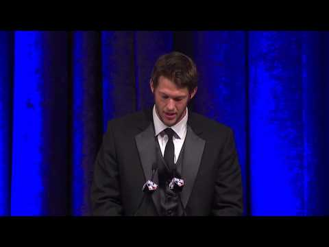 Clayton Kershaw accepts Cy Young, MVP awards